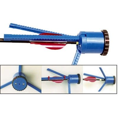 Empenador  e riscador de flecha Beiter / Beiter tri-line