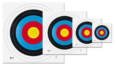 Alvo Oficial World Archery Avalon / Avalon Target Face