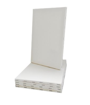 Tela para Pintura Promocional 09X12 (100 peças) (Grampeada na lateral)