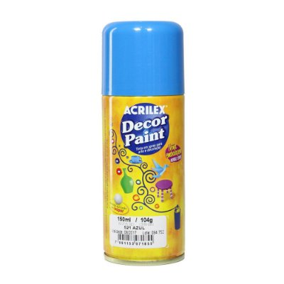 Decor Paint Spray 521 Azul - 150ml