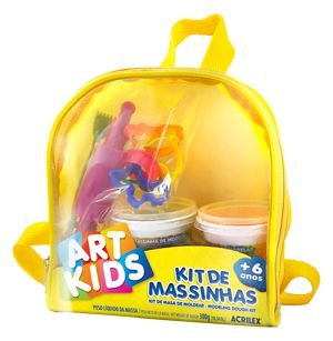 Kit de Massinhas – Mochila