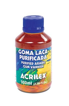 Goma Laca Purificada 100ml