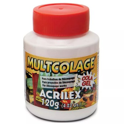 Multcolage Cola Gel 120g
