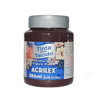 Tinta Para Tecido Acrilex 250ML - 514 Terra Queimada