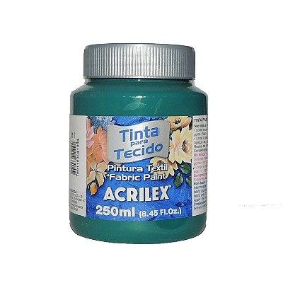 Tinta Para Tecido Acrilex 250ML - 511 Verde Bandeira