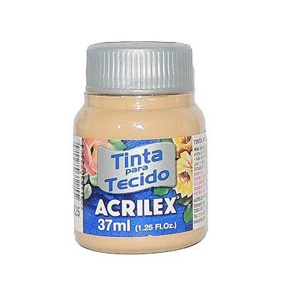 Tinta para Tecido Acrilex 37ml 525 Camurça