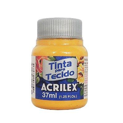 Tinta para Tecido Acrilex 37ml 895 Melao