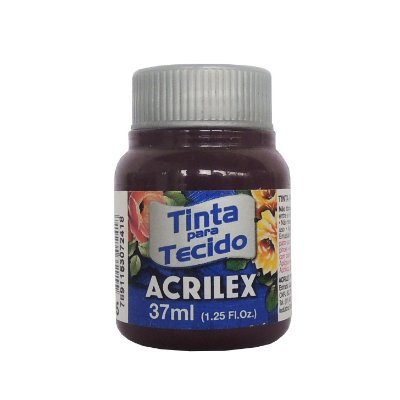 Tinta para Tecido Acrilex 37ml 995 Uva