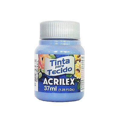 Tinta para Tecido Acrilex 37ml 993 Azul Ardosia
