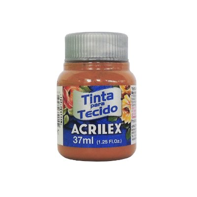 Tinta para Tecido Acrilex 37ml 997 Jatobá