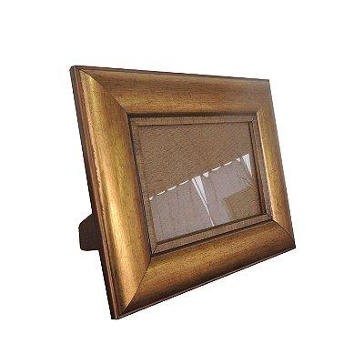 Porta Retrato para Fotos - 0386 Dourada