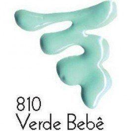 Tinta Dimensional Brilhante 35 ml - 810- Verde Bebe