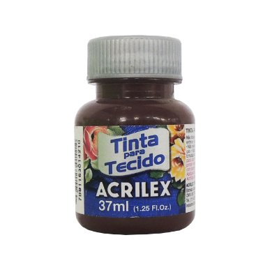 Tinta para Tecido Acrilex 37ml 807 Jacaranda