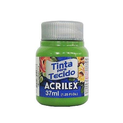 Tinta para Tecido Acrilex 37ml 572 Verde Abacate