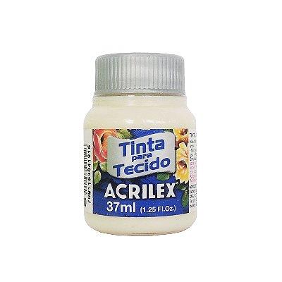 Tinta para Tecido Acrilex 37ml 500 Clareador