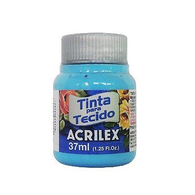 Tinta para Tecido Acrilex 37ml 503 Azul Celeste