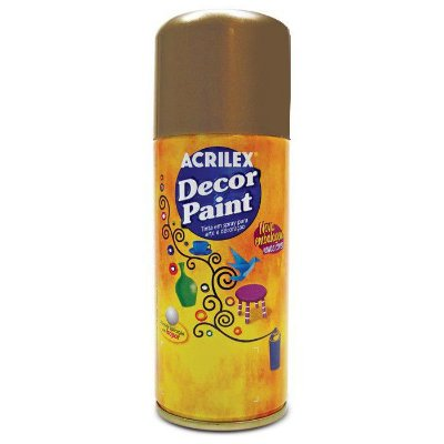 Decor Paint Spray 532 Ouro - 150ml