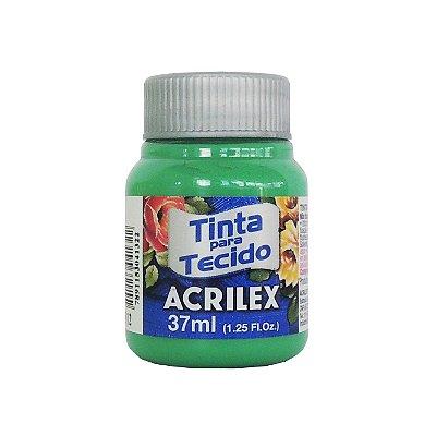 Tinta para Tecido Acrilex 37ml 512 Verde Veronese