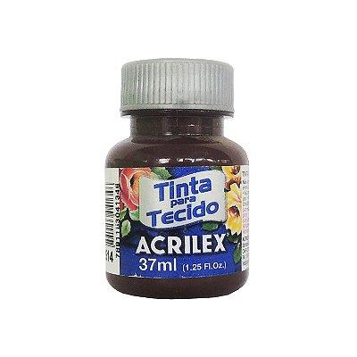 Tinta para Tecido Acrilex 37ml 514 Terra Queimada