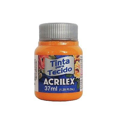 Tinta para Tecido Acrilex 37ml 536 Amarelo Cadmio