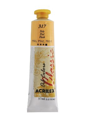 Tinta Oleo Acrilex 37 ml 317 - Pele