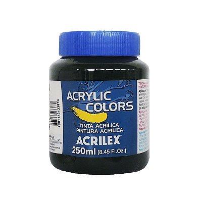Tinta Acrilica Acrilex 250ml Grupo 2 353 - Verde Vessie
