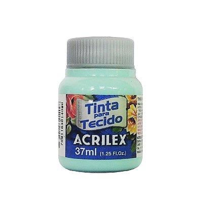 Tinta para Tecido Acrilex 37ml 810 Verde Bebe