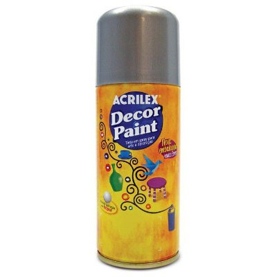 Decor Paint Spray 533 Prata - 150ml
