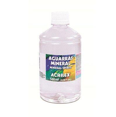 Aguarrás Mineral Acrilex 500ml