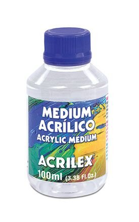 Medium Acrilílico Acrilex 100ml