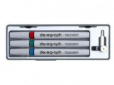 Trio DESEGRAPH Milimetrico TD 246