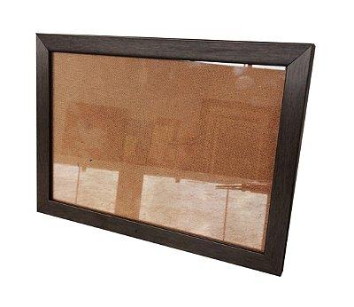 Moldura para Certificado Tabaco com Vidro