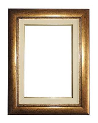 Molduras para Quadros - 0386 Dourada
