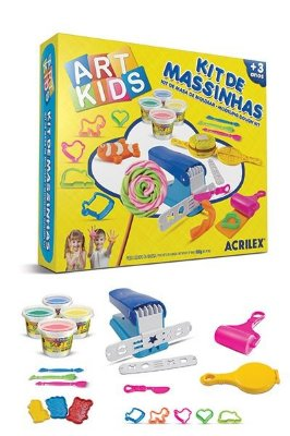 KIT de massinhas 6