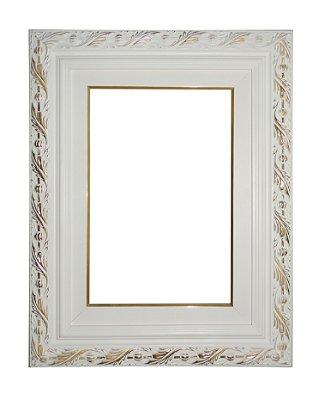 Molduras para quadros - 0283 Branca