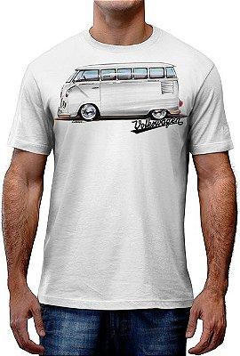 [OFERTA] Camiseta Kombi Branca Tamanho GG