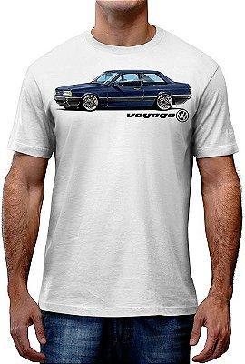 [OFERTA] Camiseta Voyage BBS Azul Tamanho G