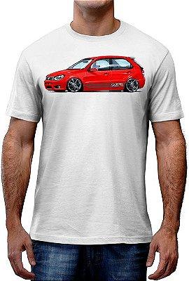 [OFERTA] Camiseta Palio 1.8R Vermelho Tamanho M