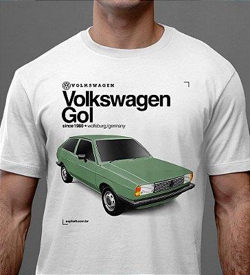 [OFERTA] Camiseta Gol Verde Tamanho G