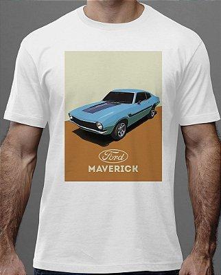 [OFERTA] Camiseta Maverick Retro Tamanho P