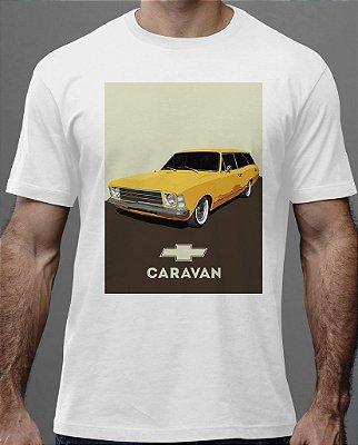 [OFERTA] Camiseta Caravan Retro Tamanho P