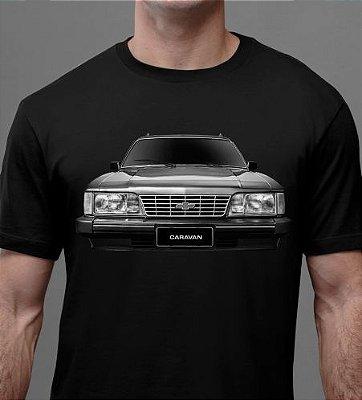 [OFERTA] Camiseta Classic Caravan 88-90 Tamanho M