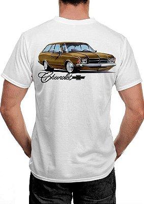 [OFERTA] Camiseta Caravan 78 Dourada Tamanho P