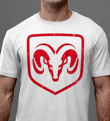 [OFERTA] Camiseta Dodge Tamanho GG