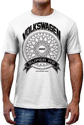 [OFERTA] Camiseta Volks BBS Wheels Tamanho G