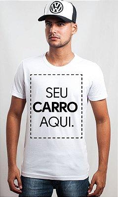 Kit Personalizado: Camiseta + Boné TRUCKER