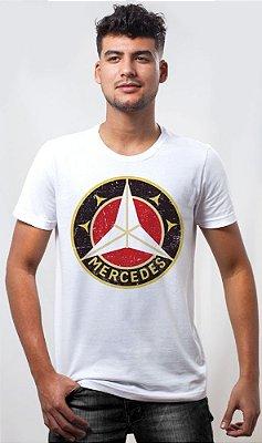 Camiseta Mercedez Red Sign