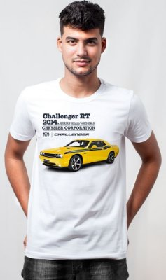 Camiseta Challenger RT 2014 Racing