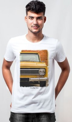 Camiseta Pick-up Carol Ribeiro