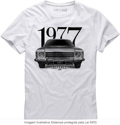 Camiseta Opalenda 77 Classic